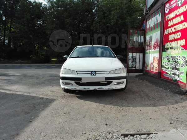 Peugeot 406, 1998 год, 135 000 руб.