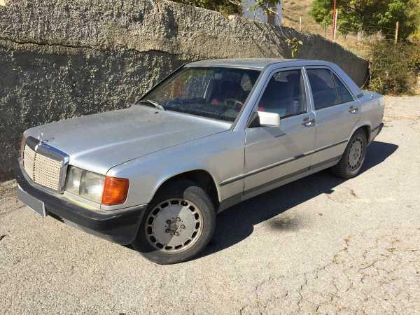 Mercedes-Benz 190, 1983 год, 120 000 руб.