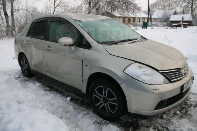 Nissan Tiida Latio, 2004 год, 130 000 руб.