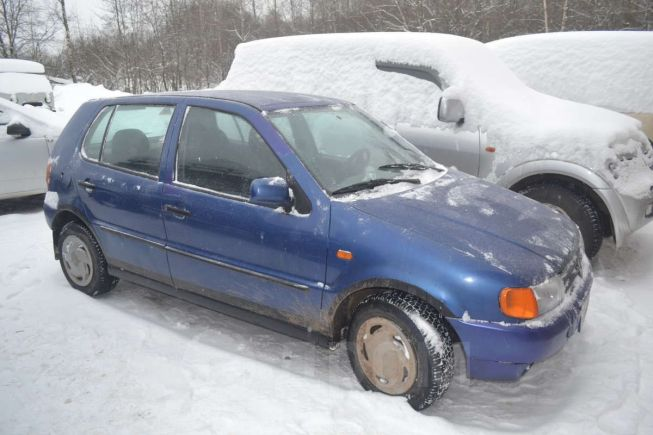 Volkswagen Polo, 1999 год, 100 000 руб.