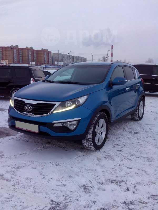 Kia Sportage, 2013 год, 925 000 руб.