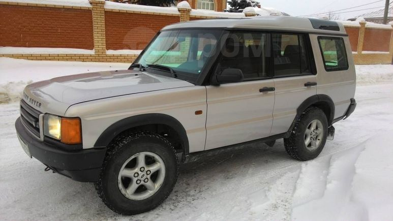 Land Rover Discovery, 2001 год, 360 000 руб.
