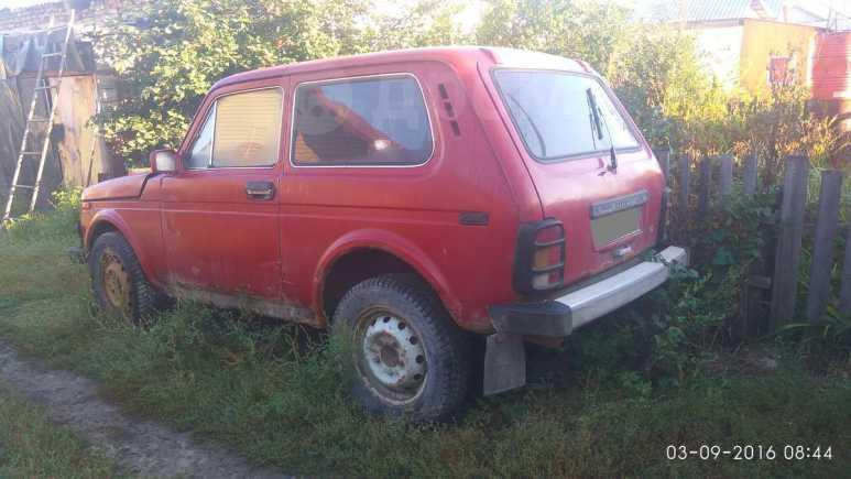 Лада 4x4 2121 Нива, 1994 год, 50 000 руб.