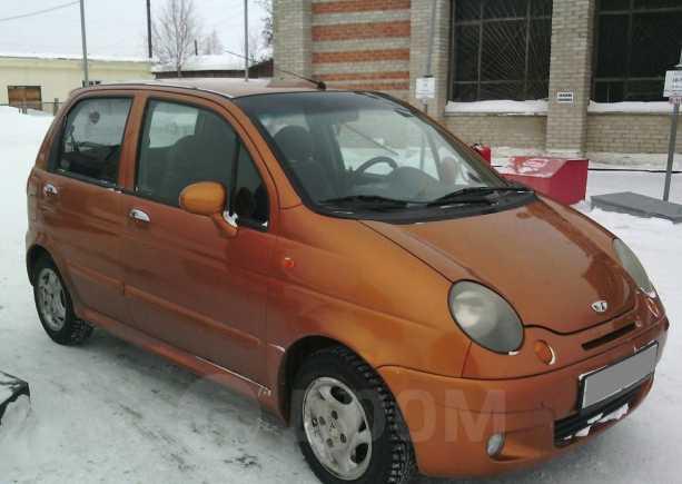 Daewoo Matiz, 2002 год, 155 000 руб.