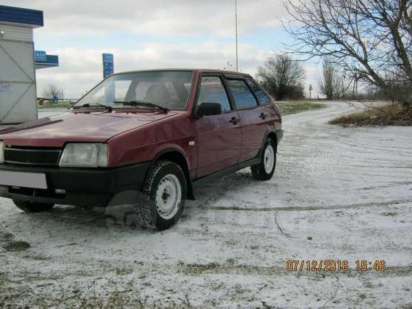 Лада 2109, 1996 год, 85 000 руб.