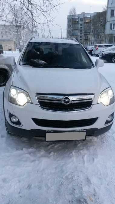 Opel Antara, 2012 год, 860 000 руб.