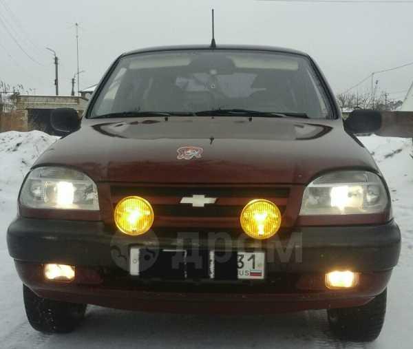 Chevrolet Niva, 2004 год, 199 000 руб.