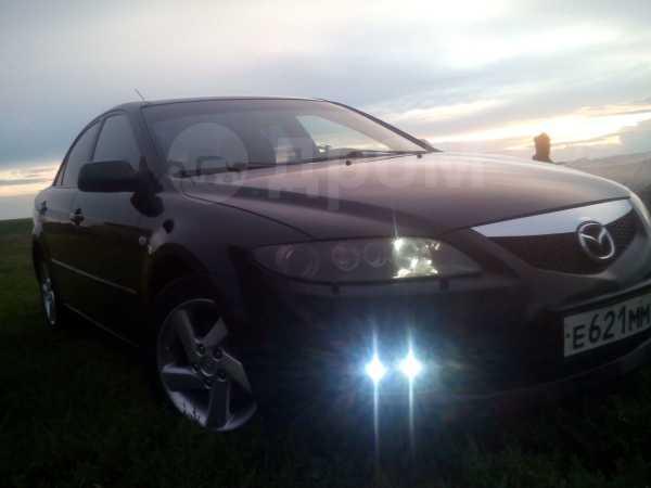Mazda Mazda6, 2007 год, 319 000 руб.
