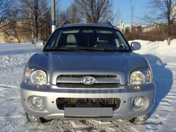Hyundai Santa Fe, 2008 год, 457 000 руб.