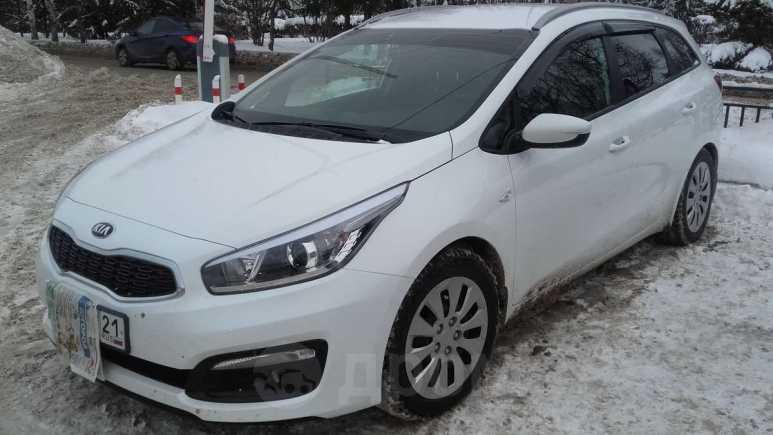 Kia Ceed, 2016 год, 912 900 руб.