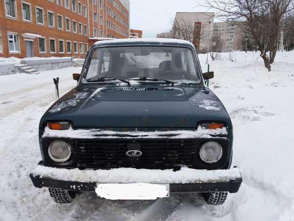 Лада 4x4 2121 Нива, 2009 год, 160 000 руб.