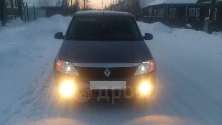 Renault Logan, 2011 год, 270 000 руб.