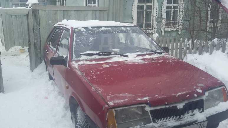 Лада 2109, 1998 год, 30 000 руб.