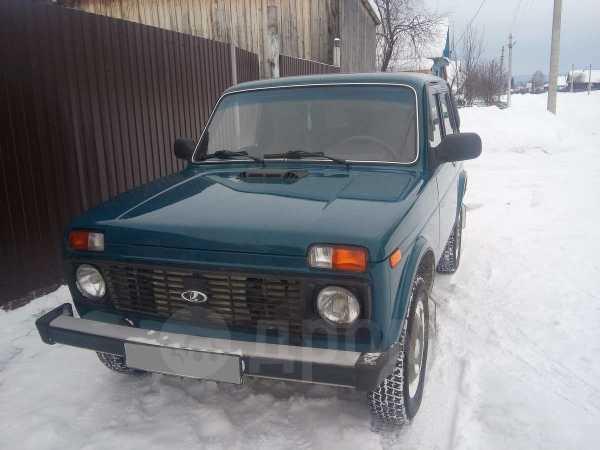 Лада 4x4 2121 Нива, 2011 год, 225 000 руб.