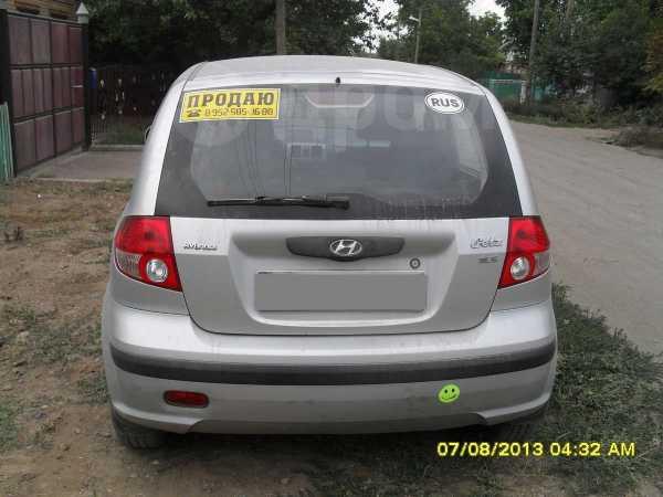 Hyundai Getz, 2003 год, 205 000 руб.