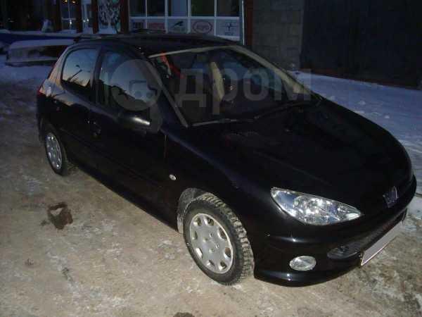 Peugeot 206, 2007 год, 199 000 руб.