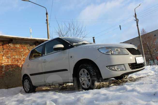 Skoda Fabia, 2012 год, 370 000 руб.