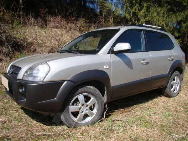 Hyundai Tucson, 2007 год, 455 000 руб.