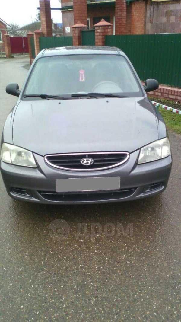 Hyundai Accent, 2006 год, 217 000 руб.