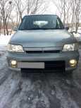 Nissan Cube, 1999 год, 140 000 руб.