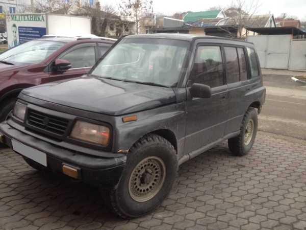 Suzuki Escudo, 1991 год, 130 000 руб.