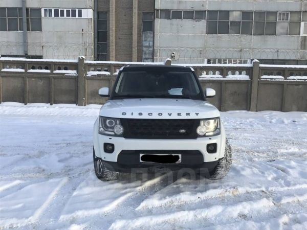 Land Rover Discovery, 2014 год, 2 390 000 руб.