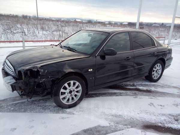 Hyundai Sonata, 2005 год, 159 000 руб.