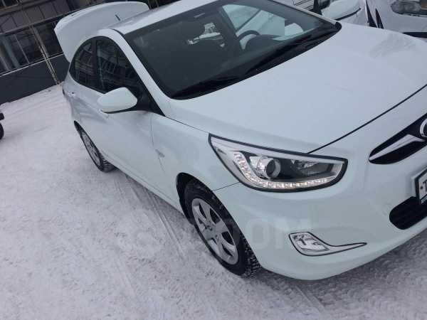 Hyundai Solaris, 2013 год, 455 000 руб.