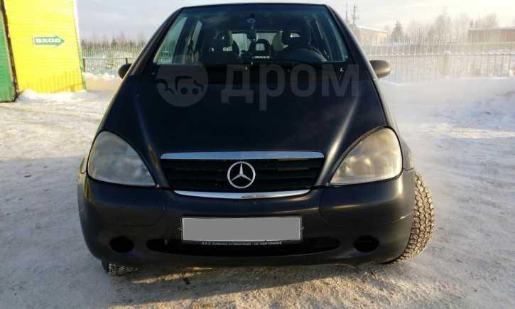Mercedes-Benz A-Class, 1999 год, 180 000 руб.