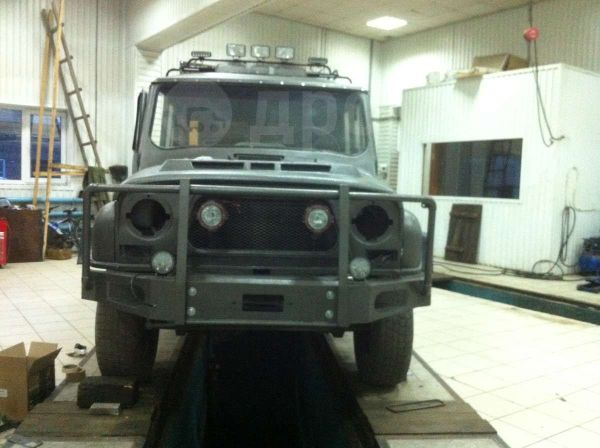 УАЗ 469, 2003 год, 170 000 руб.
