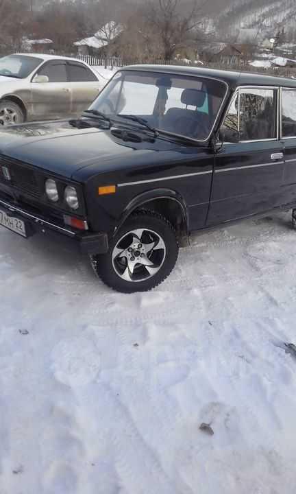 Лада 2106, 1996 год, 58 000 руб.