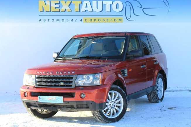 Land Rover Range Rover Sport, 2008 год, 875 000 руб.