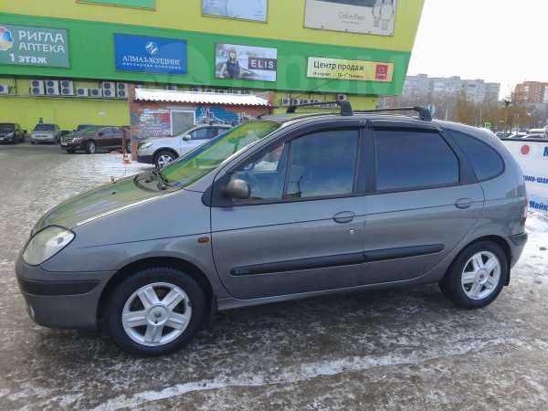 Renault Scenic, 2002 год, 240 000 руб.
