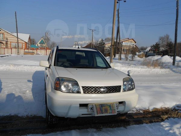 Nissan X-Trail, 2002 год, 450 000 руб.