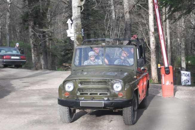 УАЗ 469, 1991 год, 145 000 руб.