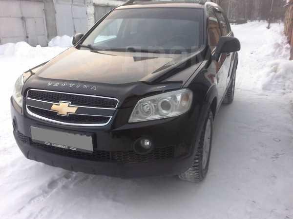 Chevrolet Captiva, 2007 год, 535 000 руб.