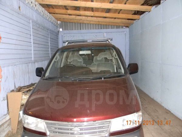Nissan Vanette, 1991 год, 120 000 руб.