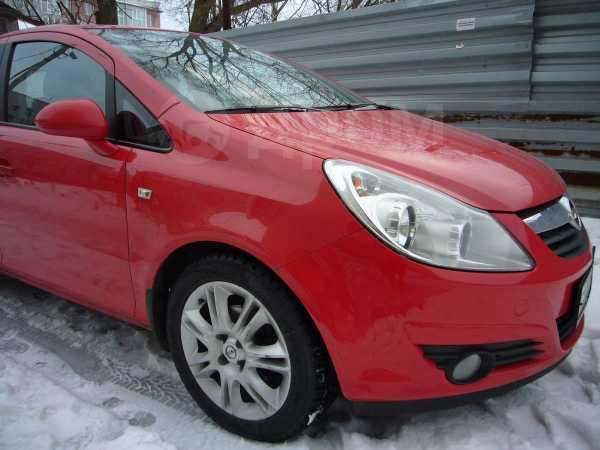 Opel Corsa, 2008 год, 229 000 руб.
