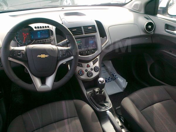 Chevrolet Aveo, 2014 год, 490 000 руб.