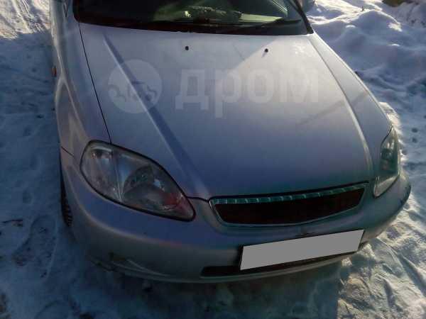 Honda Civic, 1998 год, 130 000 руб.
