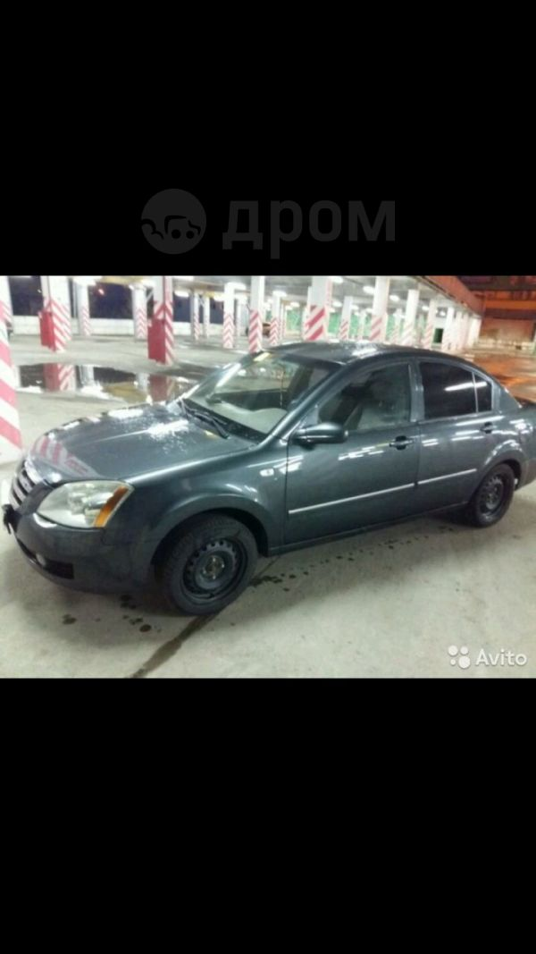 Chery Fora A21, 2008 год, 164 000 руб.