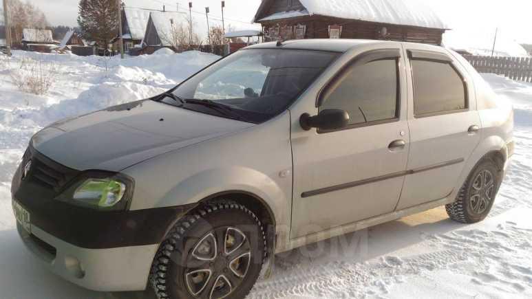 Renault Logan, 2009 год, 221 000 руб.
