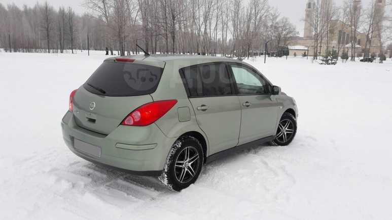Nissan Tiida, 2008 год, 300 000 руб.