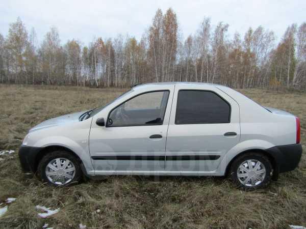Renault Logan, 2007 год, 195 000 руб.