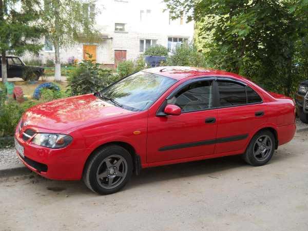 Nissan Almera, 2004 год, 265 000 руб.