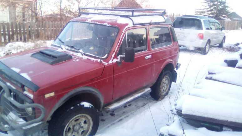 Лада 4x4 2121 Нива, 1997 год, 60 000 руб.