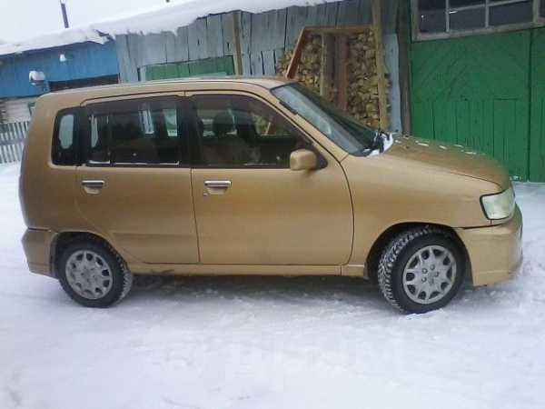 Nissan Cube, 1998 год, 120 000 руб.