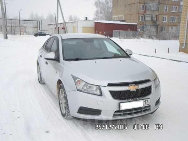 Chevrolet Cruze, 2010 год, 339 000 руб.