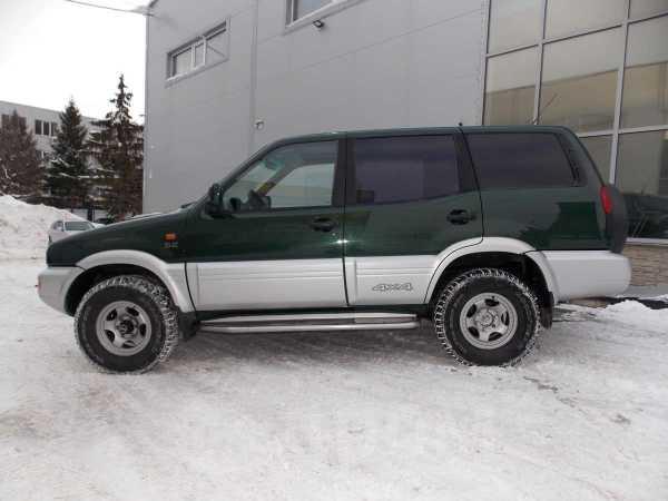 Nissan Terrano II, 1999 год, 360 000 руб.