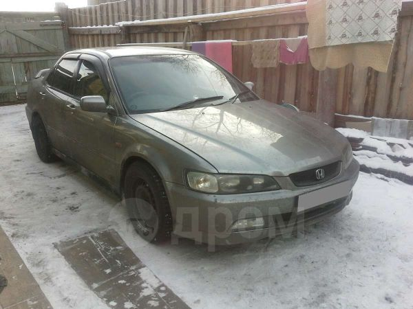 Honda Accord, 1999 год, 210 000 руб.